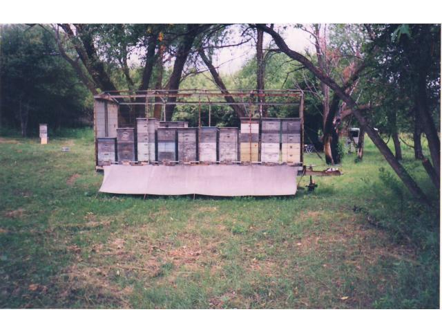 Павильон для пчел